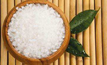 Salt-bowl